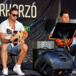 Gitárosok a Korzón
