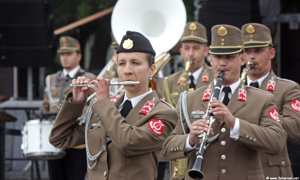 Fricsay Richárd Katonazenekari Fesztivál