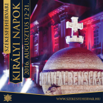 Megjelent a Királyi Napok műsorfüzete