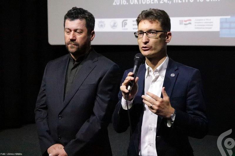 Cser-Palkovics András polgármester a fiatalok szerepvállalását emelte ki