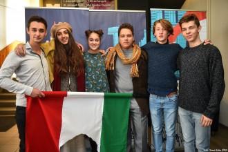 Forradalmi ünnep fiatalokkal, fiataloknak