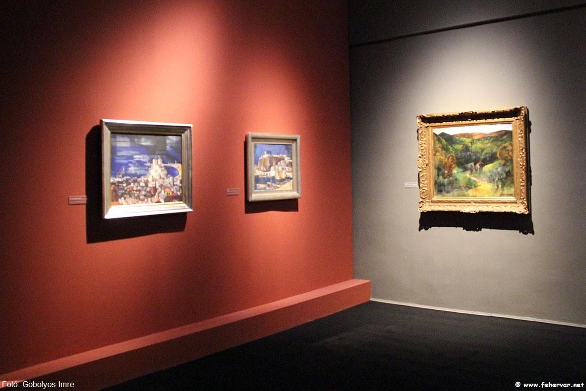 Aba-Novák kiállítás