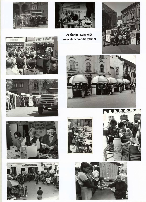Supka Géza javaslatára született meg az Ünnepi Könyvhét. Régi fotók idézik a virtuális kiállításon a hajdani könyvünnepeket
